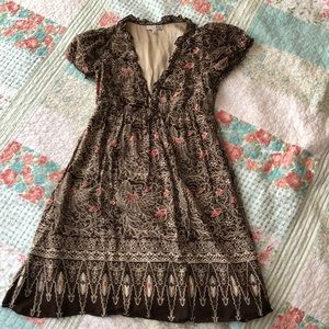 Sweet Joie dress-perfect for early fall!